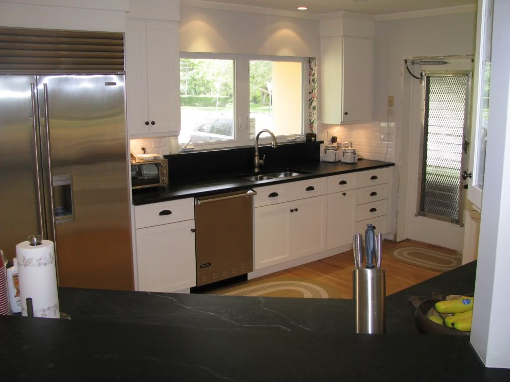 Different Countertops In One Kitchen