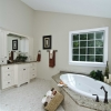 Verona Showers Tub Deck and Marble Floors