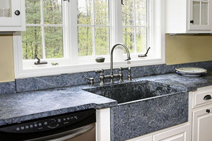 Soapstone Kitchen Countertops | Virginia Soasptone Counters | VA DC on kitchen countertops, metal countertops, quartz countertops, corian countertops, paperstone countertops, silestone countertops, granite countertops, marble countertops, solid surface countertops, bamboo countertops, copper countertops, concrete countertops, obsidian countertops, slate countertops, black countertops, gray limestone countertops, butcher block countertops, agate countertops, stone countertops, hanstone countertops,