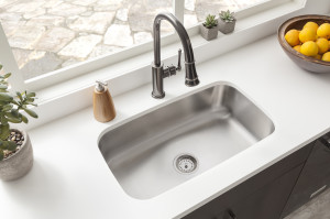 RCFU2816 Undermount Stainless Steel Kitchen Sinks