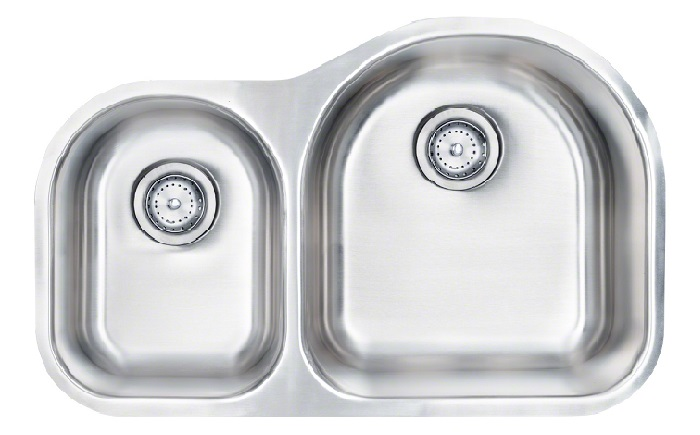 MSI 4060-3120 Double Bowl
