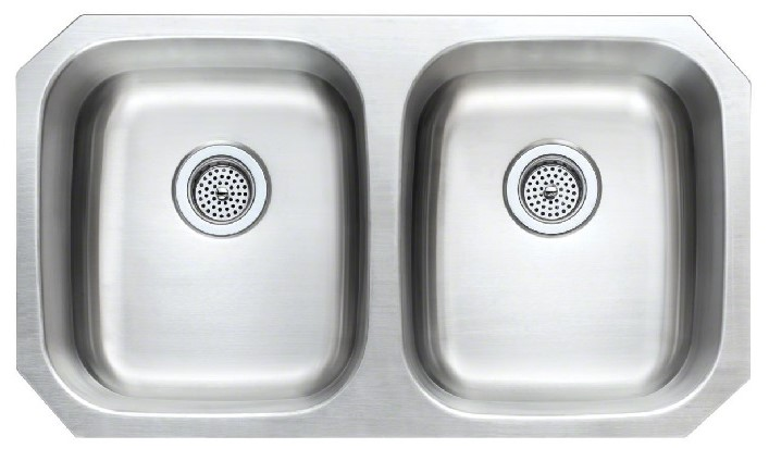 MSI 5050-3118 Double Bowl