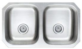 Stainless Steel Kitchen Sinks Undermount Euro Craft