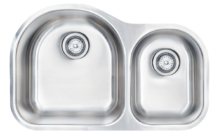 MSI 6040-3120 Double Bowl