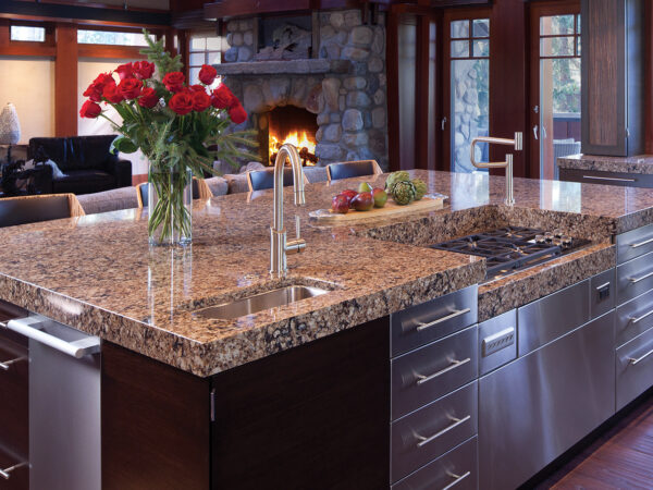 Cambria Canterbury Quartz Countertops