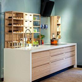 Silestone Blanco Maple Quartz Countertops