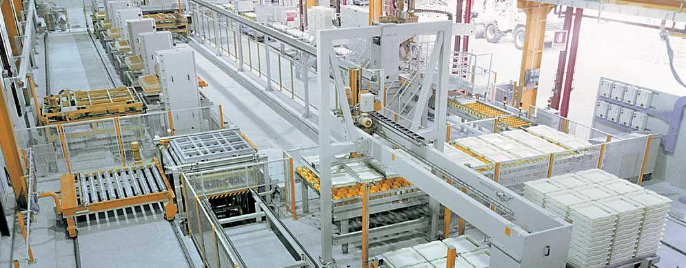 Quartz Manufacturing Plant