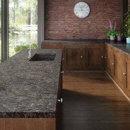 Caesarstone Coastal Grey Quartz Countertops