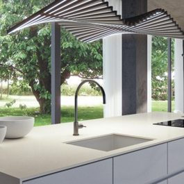 Caesarstone Fresh Concrete Quartz Countertops