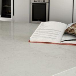 Caesarstone London Grey Honed Quartz Countertops