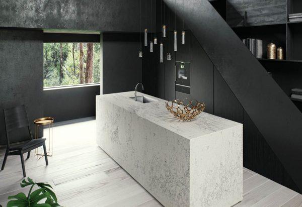 Caesarstone Montblanc Quartz Countertops