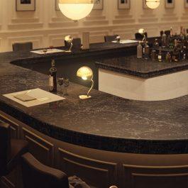 Caesarstone Vanilla Noir Quartz Countertops