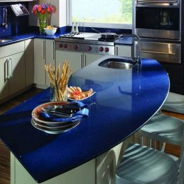 Cambria Bala Blue Quartz Countertops