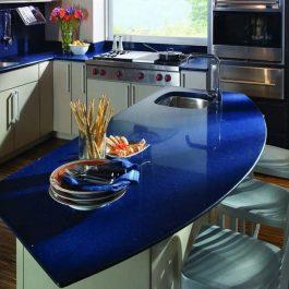 Cambria Bala Blue Quartz Countertops