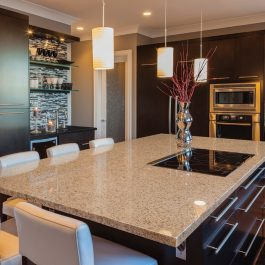 Cambria Brecon Brown Quartz Countertops