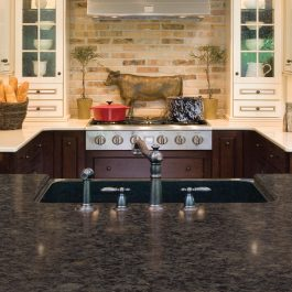 Cambria Coswell Cream Quartz Countertops