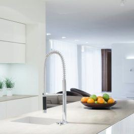 Dekton Blanc Concrete Ultracompact Countertops