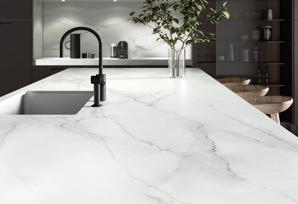 Dekton Natura Bookmatch Ultracompact Countertops