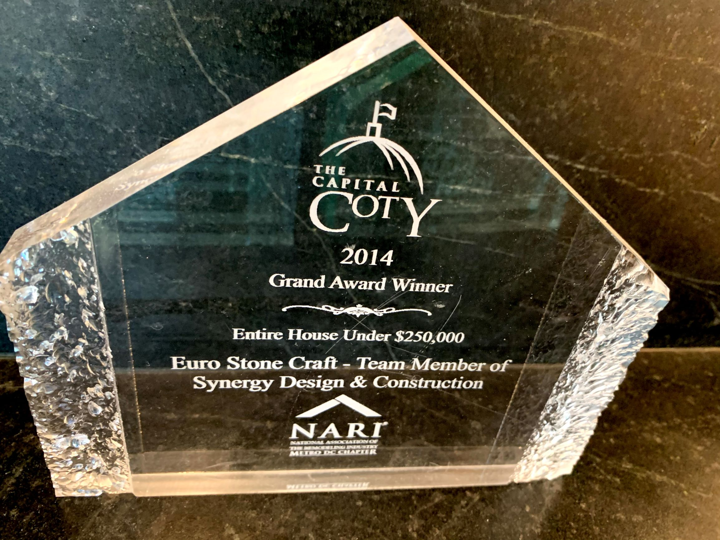 ESC Coty Award 2014 Entire House