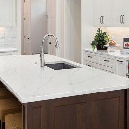 Q Premium Calacatta Ultra Quartz Countertops
