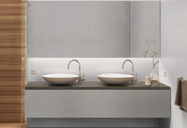 Q Premium Carrara Morro Quartz Countertops