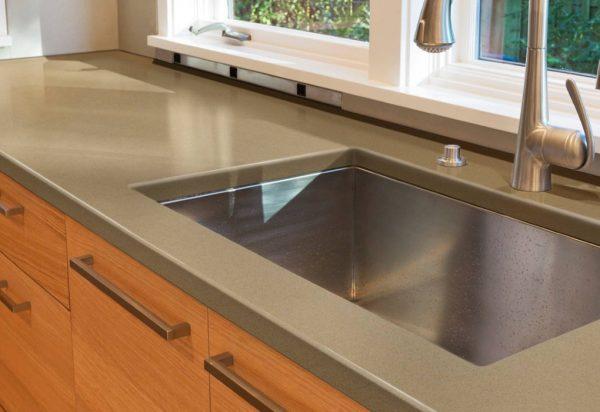 Q Premium Desert Bloom Quartz Countertops
