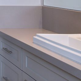 Q Premium Hazelwood Quartz Countertops