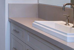 Q Premium Hazelwood Quartz Countertops