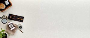 Q Premium Shell White Quartz Countertops