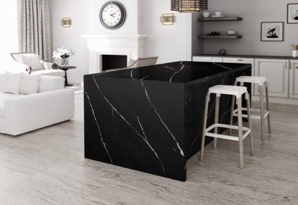 Silestone Marquina Quartz Countertops
