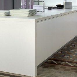 Silestone Miami White Quartz Countertops