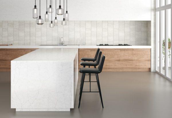 Silestone Pearl Jasmine Quartz Countertops