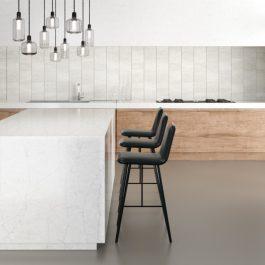 Silestone Pearl Jasmine Suede Quartz Countertops
