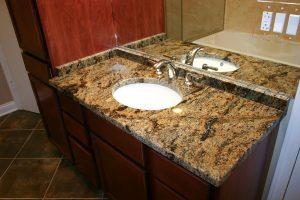 Marble countertop in Falls Church VA