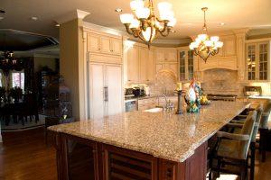 kitchen stone countertops in Rockville