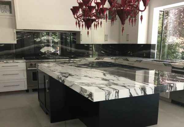 Level Calacatta Renoir Porcelain Countertops